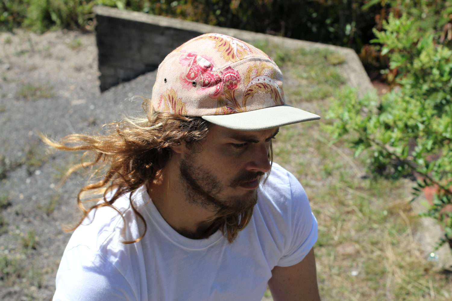 recycled french fabric five panel cap west end brisbane